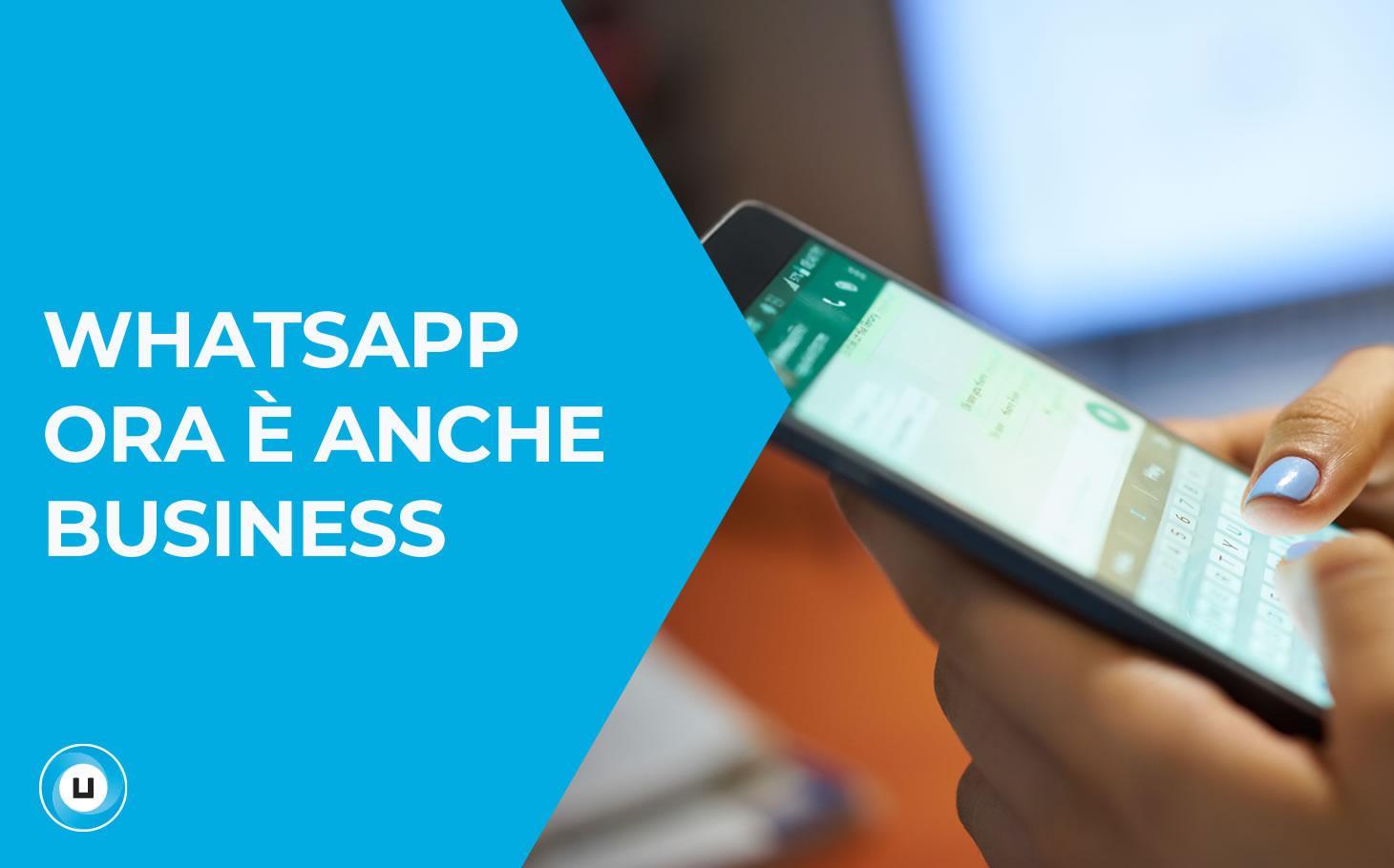 Cos'è e come funziona Whatsapp Business